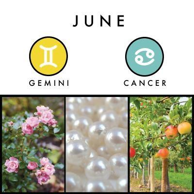 June birth symbols