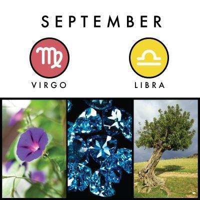 September birth symbols