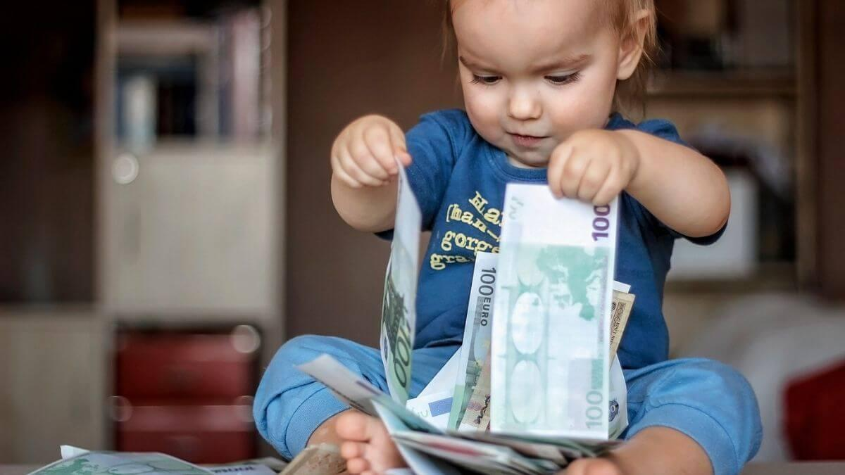 planning for a baby financially