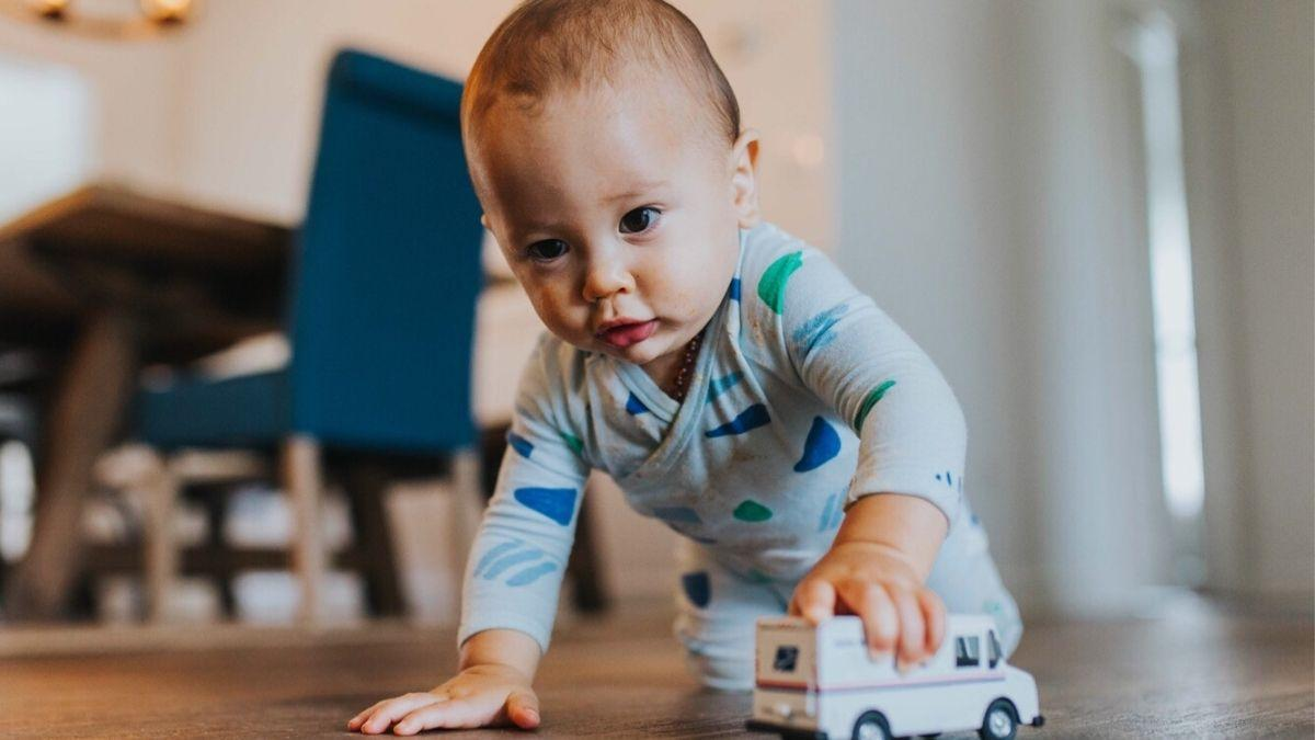 5 Month Old Baby Activities