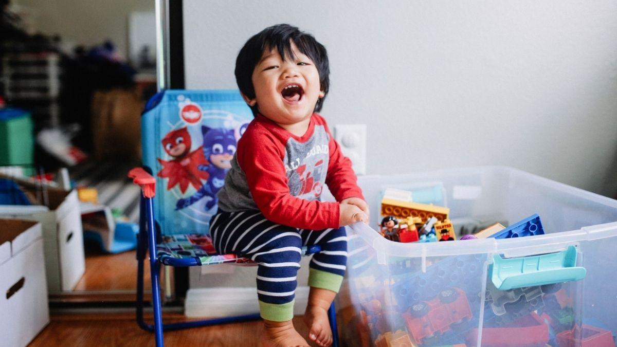 Activities for 11 Month Old Babies