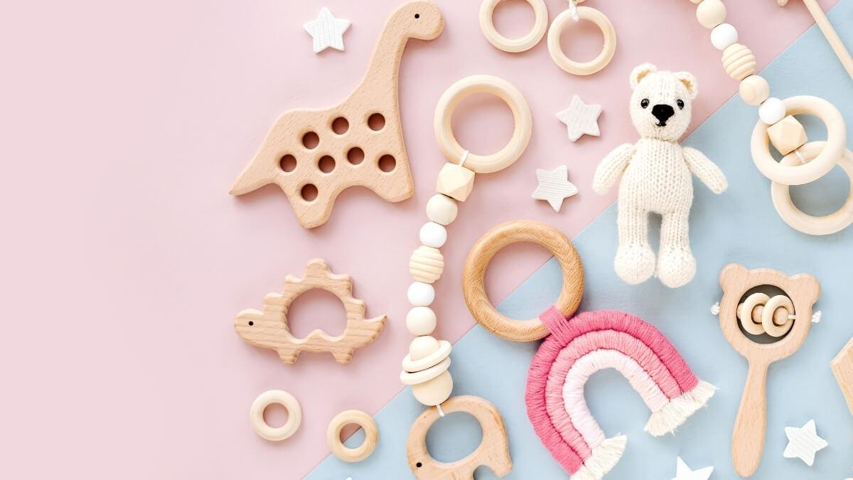 Toys for a 5 Month Old