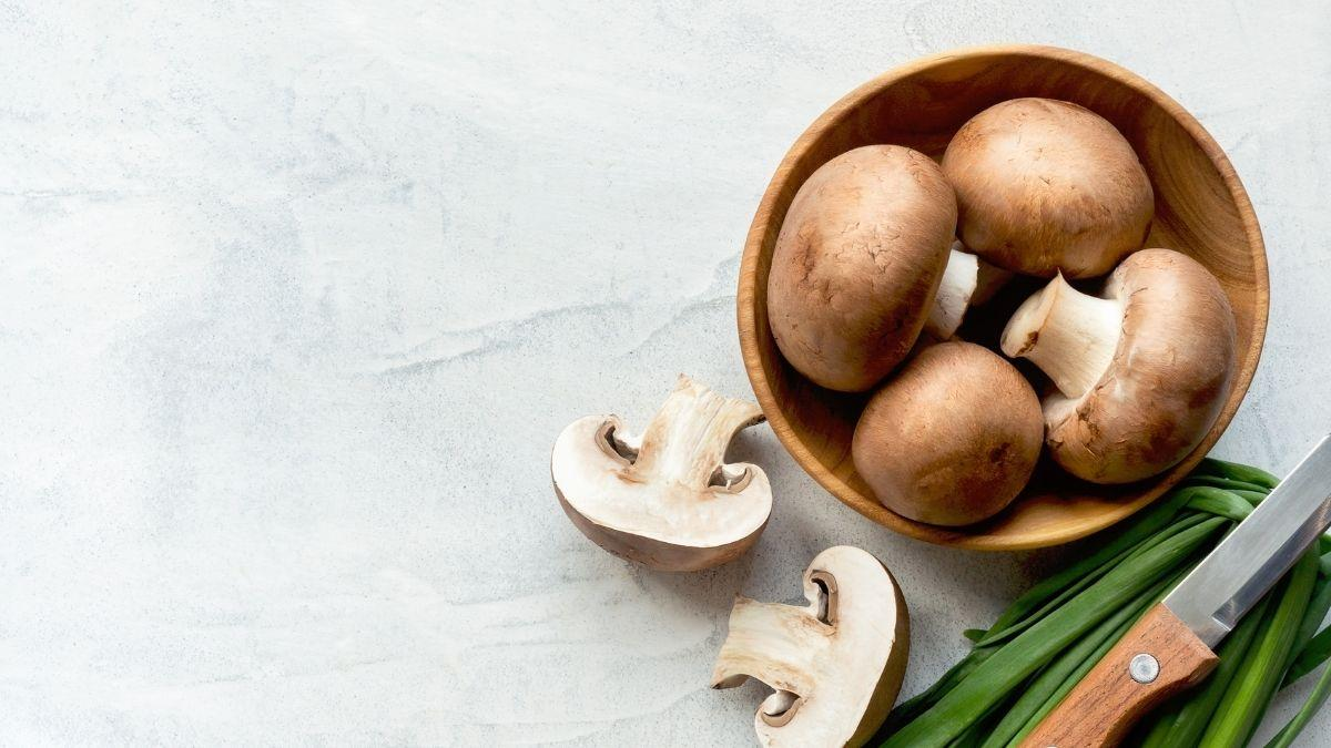 can you eat mushrooms while pregnant