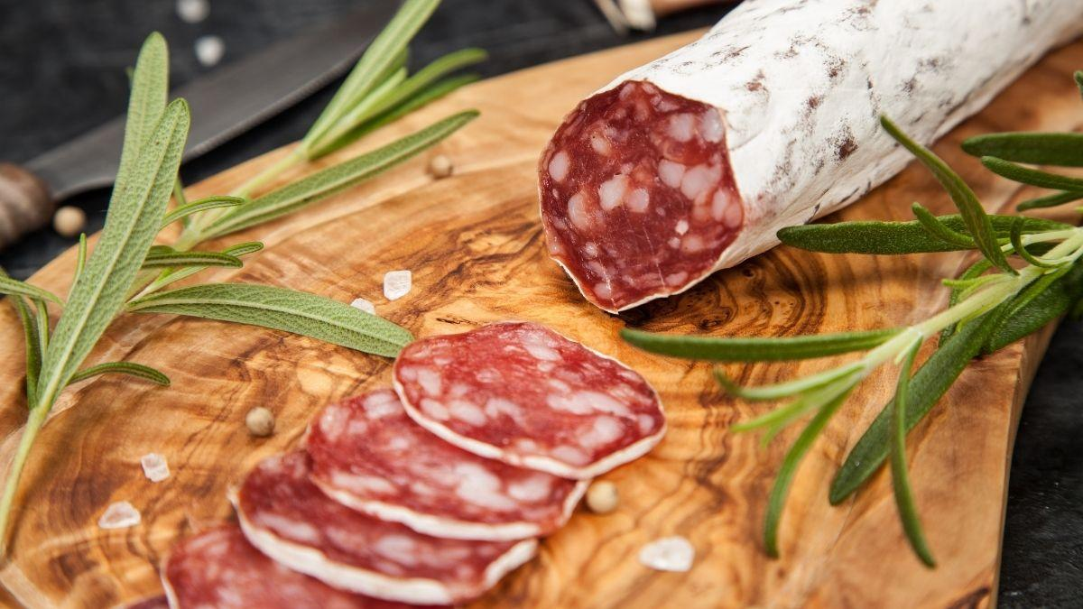 can pregnant women eat salami