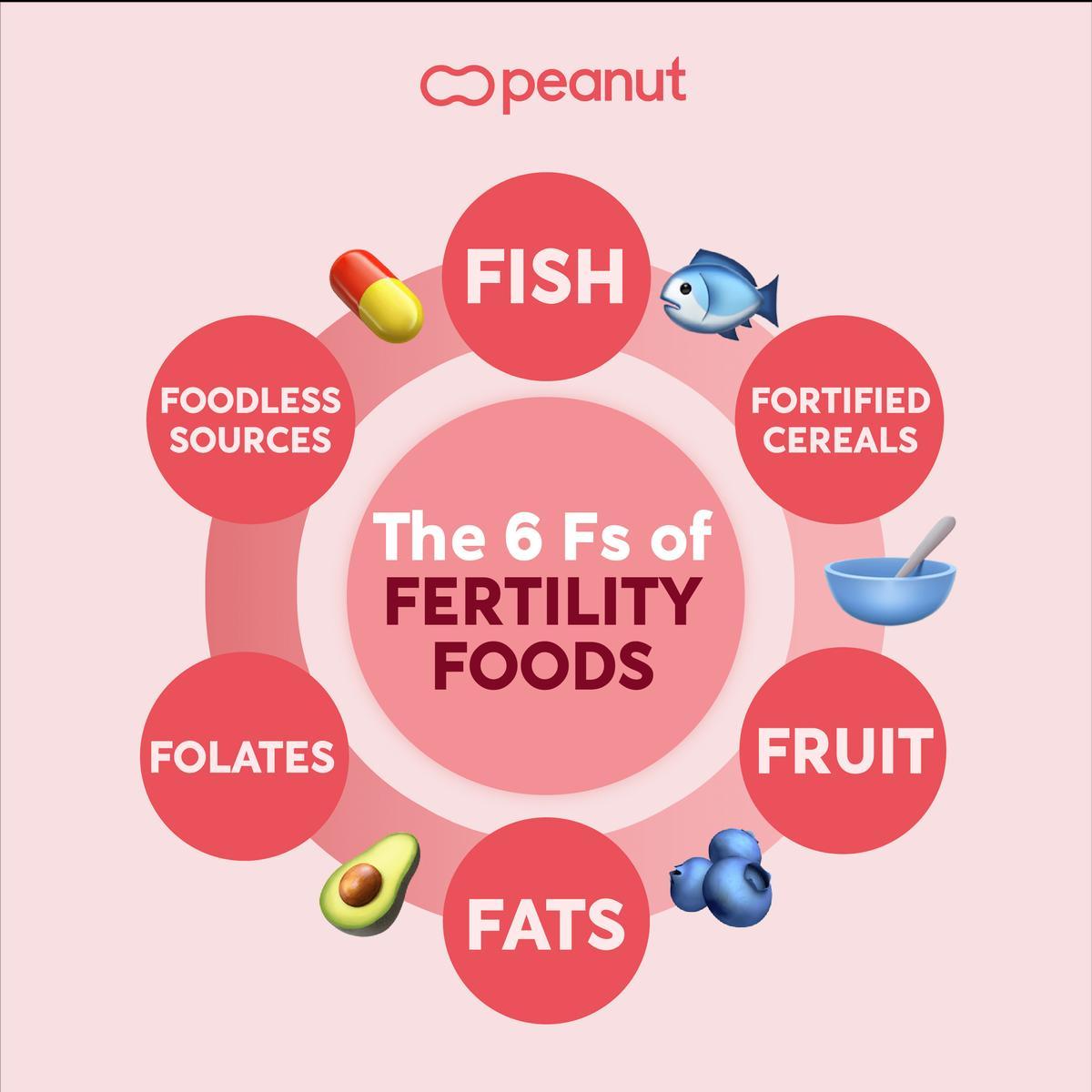 6 Fertility Foods