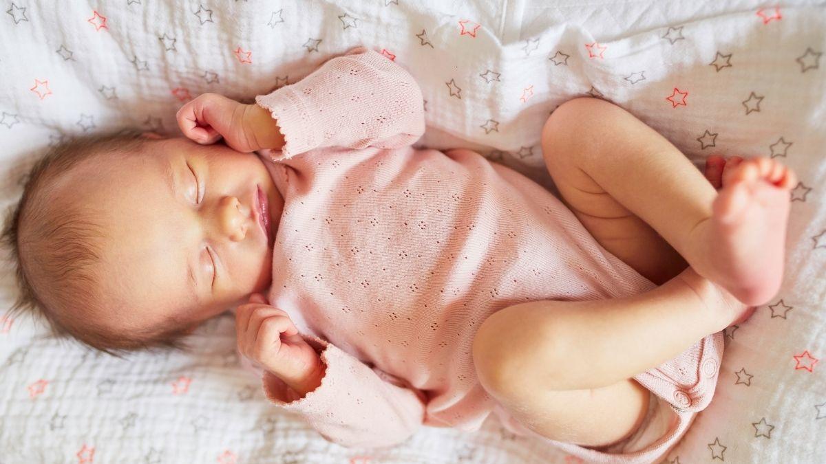 Dress Baby For Sleep