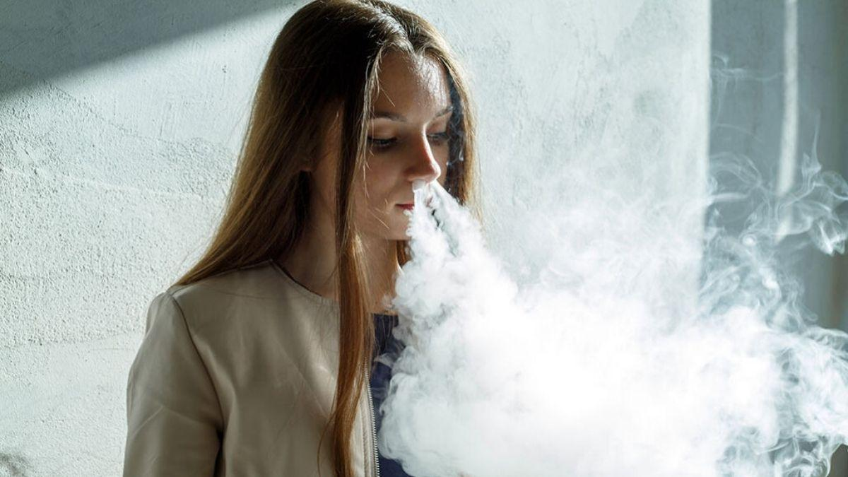 vaping while pregnant