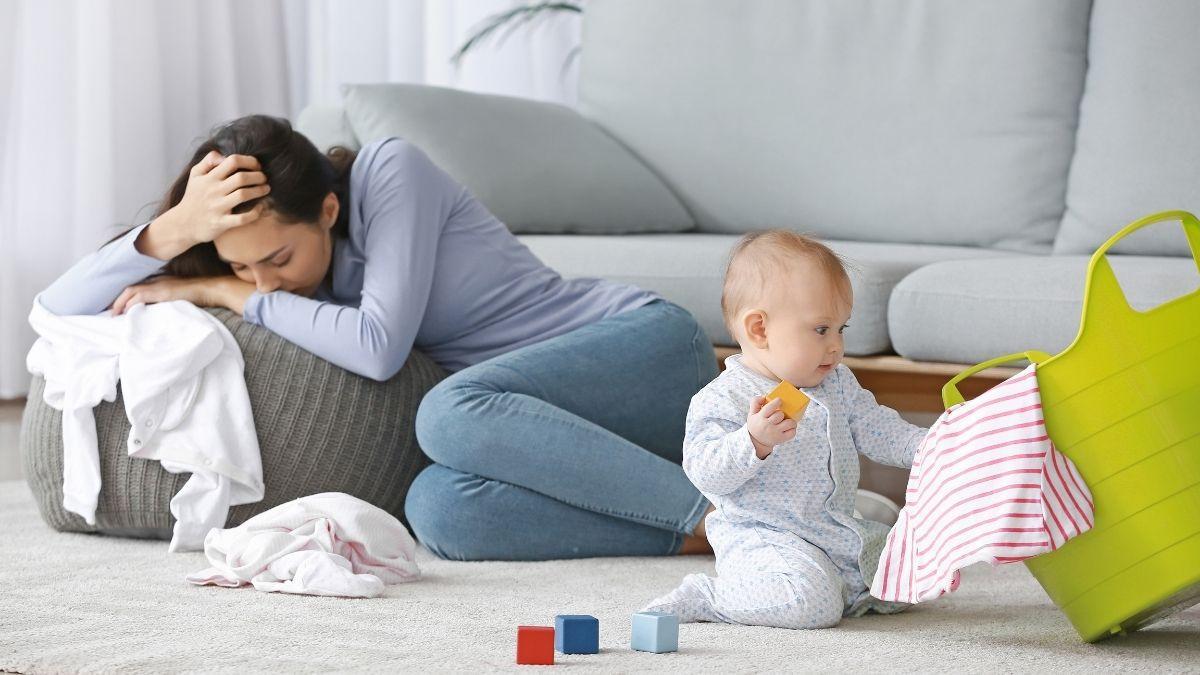 Postpartum Anxiety Symptoms