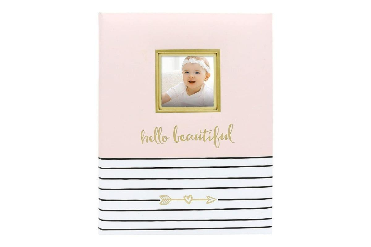 Hello Beautiful Baby Memory Book by Pearhead
