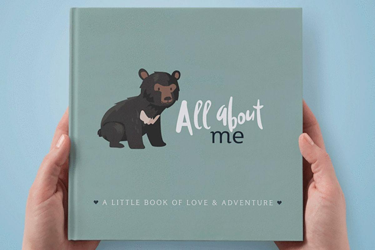 All About Me: A Little Book of Love and Adventure by RubyRoo