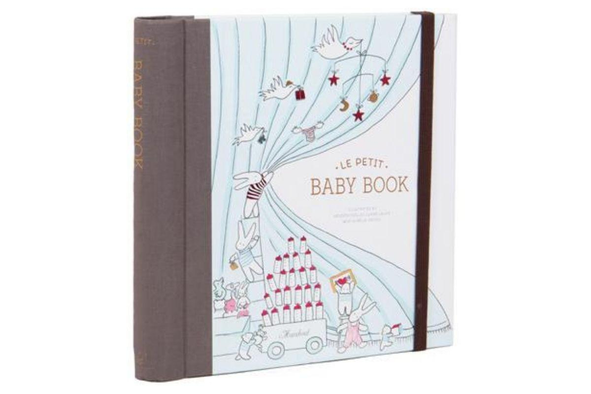 Le Petit Baby Book by Marabout and Mesdemoiselles
