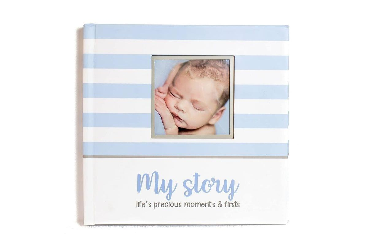 First Year Baby Memory Book & Baby Journal by LovelySprouts