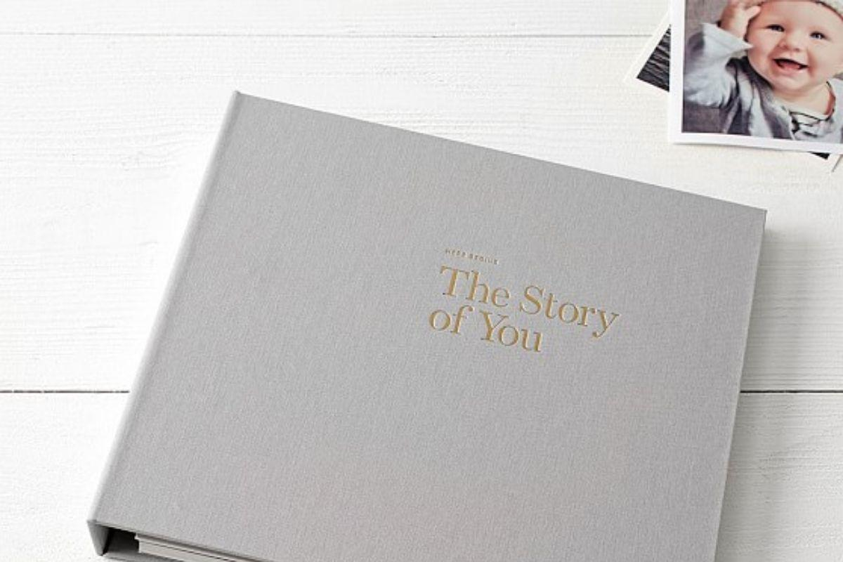 The Story of You Baby Book by Artifact Uprising