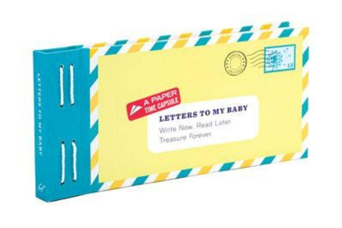 Letters to My Baby by Lea Redmond