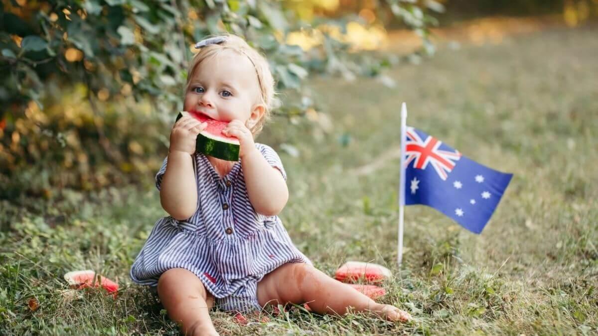 Australian Baby Girl Names