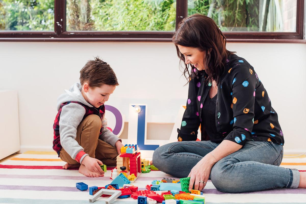 Play ideas for toddlers