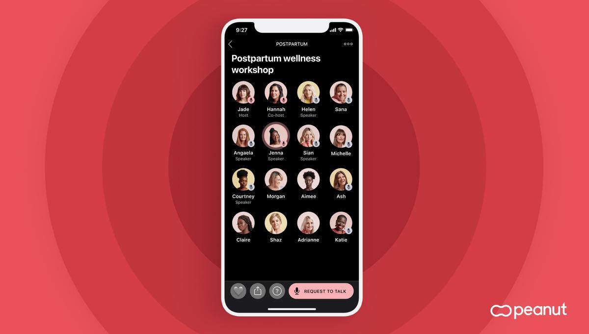 Pods, live audio conversations